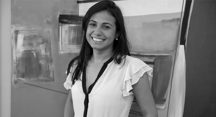 Anna Carolina Cabral fala sobre a função de Jovem Aprendiz