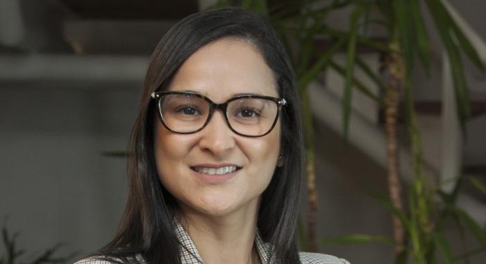 Ingrid Zanella palestra em Portugal