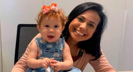 Anna Carolina Cabral fala sobre a importância da maternidade em entrevista a Folha de Pernambuco