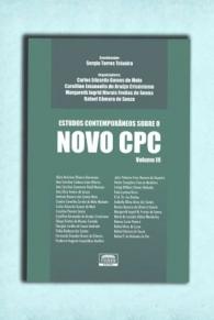 Estudos Contemporâneos sobre o novo CPC- Volume III